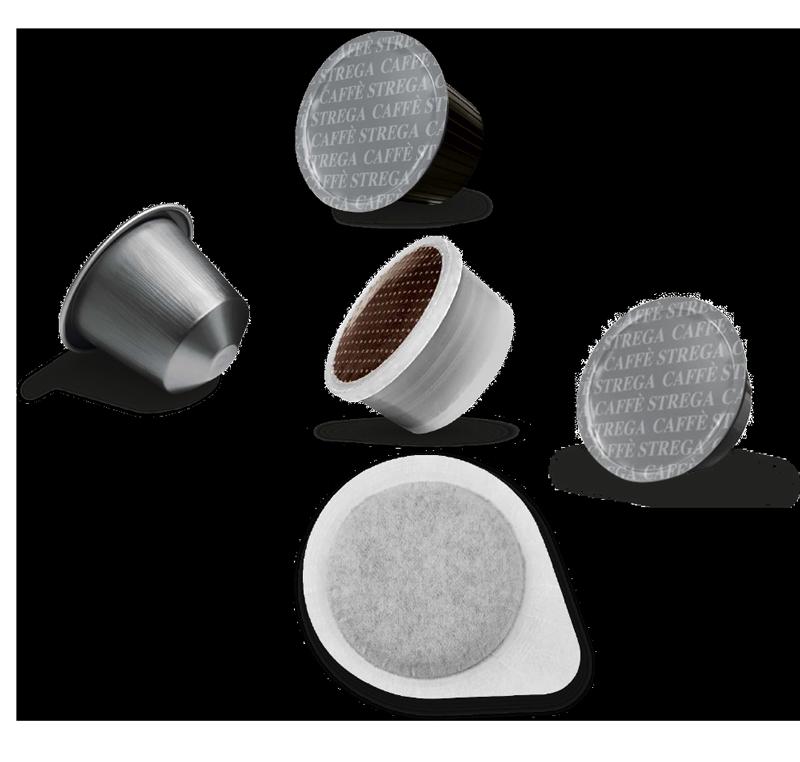 Confezionamento caffè