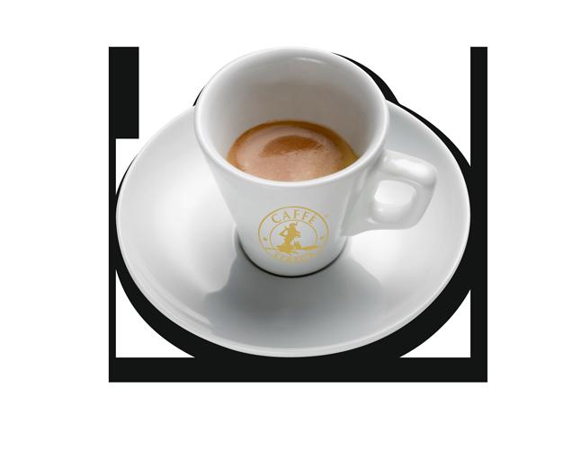 Tazza espresso Caffè Strega